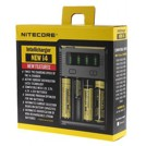 Nitecore i4 v.2 is a universal charger, 4 slots.