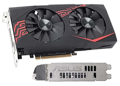 Asus MINING-P106-6G video card.