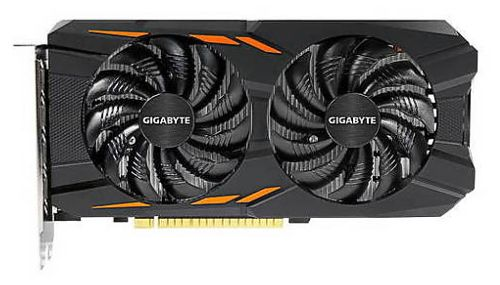 Gigabyte 1060 Mining 6GB GV-NP106D5-6G video card.