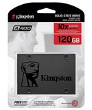 "Kingston A400 120G SSD Hard Drive, SATA III, 2.5 ""."