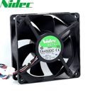 Cooling fan for the Miner Nidec (Japan) TA450DC, B35502-35, 12038, 120 мм, 1.40A.