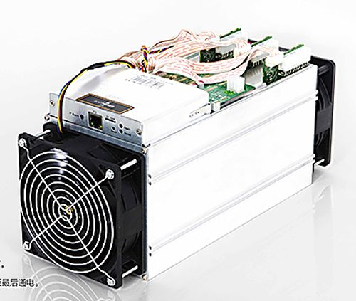 ASIC Antminer S9 13Th/s.
