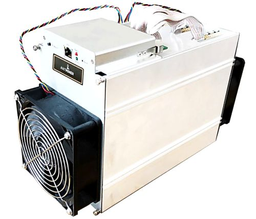 Antminer X3, 220KH/s, 550W (CryptoNight).