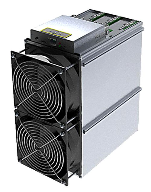 Antminer Z9, 40,8kSol/s, 1150W (Equihash (ZCash).