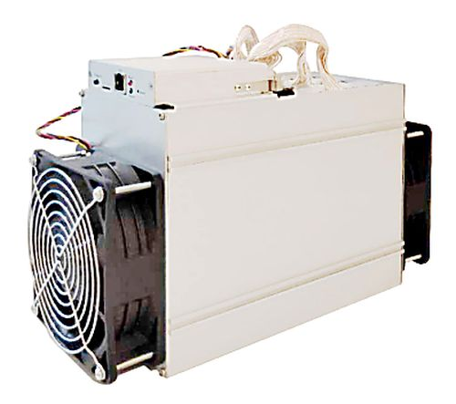 Antminer DR3, 7.8Th / s, 1410W (Decred miner).