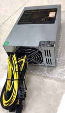 Power Power Supply Unit (PSU), 1850W, 95+ gold.