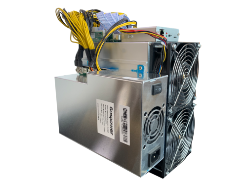 Cheetah Miner F5i, 60Th/s, 2820W, 10nm (BTC/BCH).