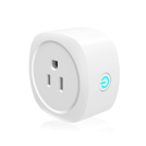 Wi-Fi smart plug with energy monitoring WP1.