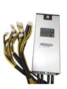 Innosilicon 1800W, power supply (PSU).