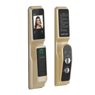 Smart door lock with camera and face recognition M009.