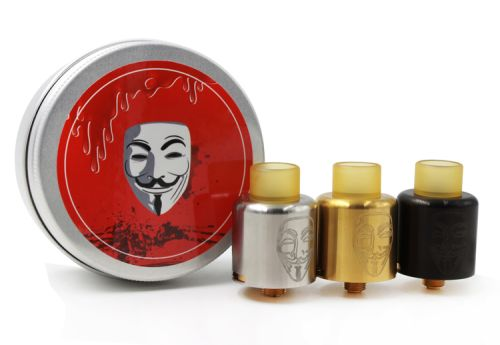 Mask RDA, 24 mm.